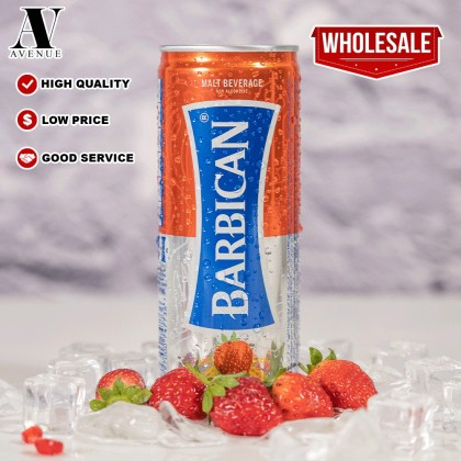 Barbican Can 250ml ( 4 Flavours )